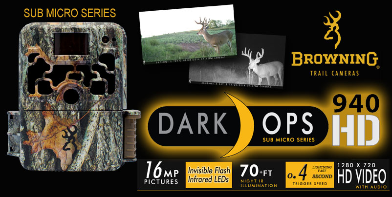 Dark Ops 940 HD