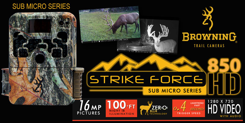 Strike Force HD 850